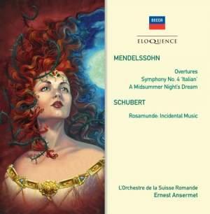 Mendelssohn - Orchestral Works