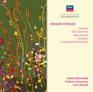 Richard Strauss: Concertos