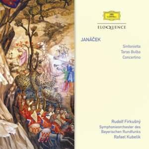 Janacek: Taras Bulba, Concertino & Sinfonietta