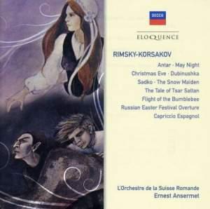 Rimsky Korsakov: Orchestral Music