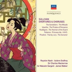 Sullivan: Overtures & Choruses