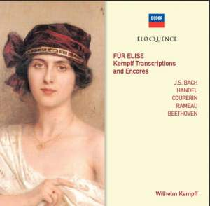 Fur Elise - Kempff Transcriptions and Encores