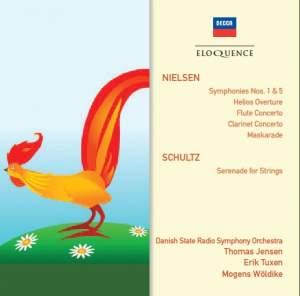 Nielsen: Symphonies Nos. 1 & 5 & Concertos