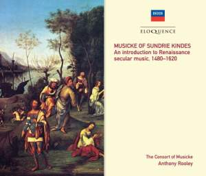 Musicke of Sundrie Kindes