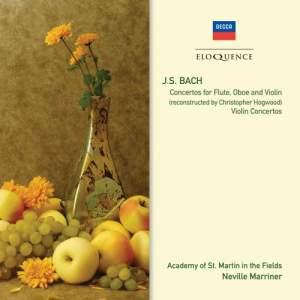 J S Bach: Concertos Product Image