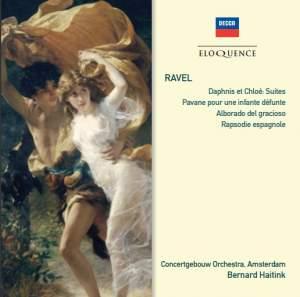 Ravel - Daphnis et Chloé Suites Nos. 1 & 2