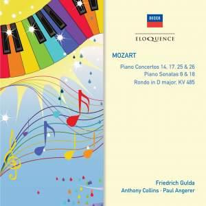 Mozart: Piano Concertos Nos. 14, 17, 25 & 26