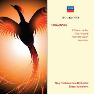 Stravinsky: The Firebird - performance & rehearsal
