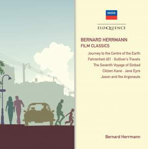 Bernard Herrmann: Film Classics