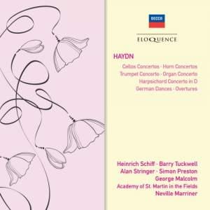 Haydn: Concertos, German Dances & Overtures