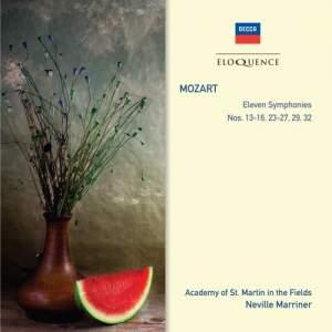 Mozart: Eleven Symphonies