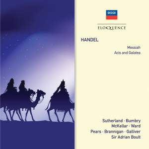 Handel: Acis and Galatea & Messiah