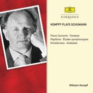 Kempff plays Schumann