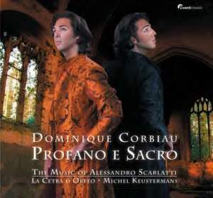 Profano e Sacro:The Music of Alessandro Scarlatti