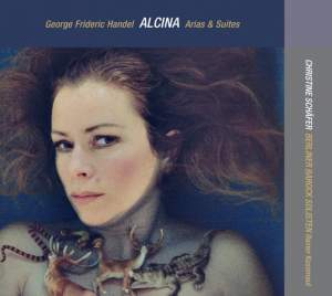 Handel - Arias & Suites from Alcina
