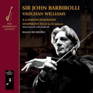 Vaughan Williams - A London Symphony & Symphony No. 8