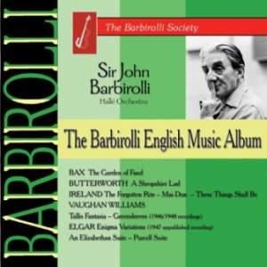 The Barbirolli English Music Album