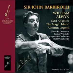 Sir John Barbirolli conducts William Alwyn Product Image