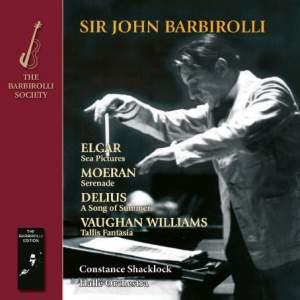 Elgar: Sea Pictures&#x3B; Moeran: Serenade&#x3B; Delius: A Song of Summer & Vaughan Williams: Tallis Fantasia