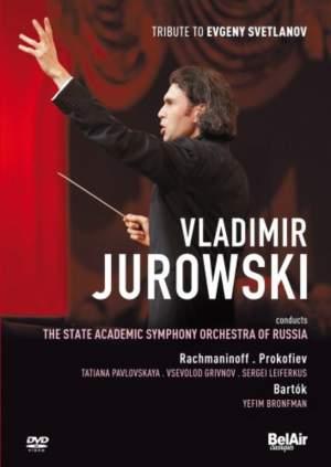 Tribute to Evgeny Svetlanov