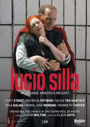 Mozart: Lucio Silla, K135 Product Image