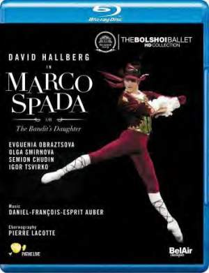 Auber: Marco Spada