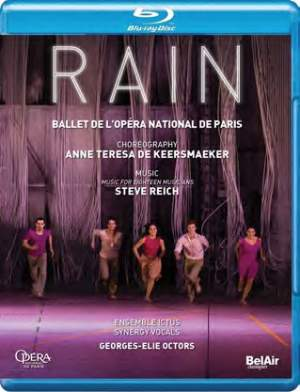 Reich: Rain & Music for 18 musicians