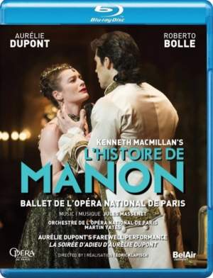 Kenneth MacMillan: L'Histoire de Manon