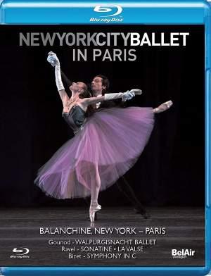 New York City Ballet in Paris