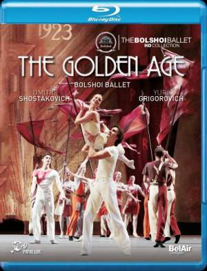Shostakovich: The Golden Age (complete)