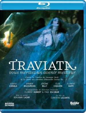 Traviata - Vous méritez un avenir meilleur Product Image