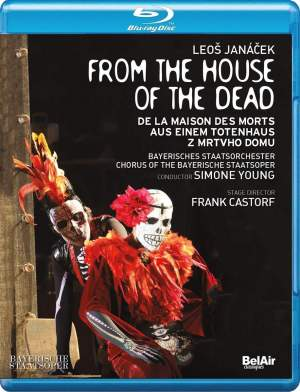 Janáček: From The House of The Dead Product Image