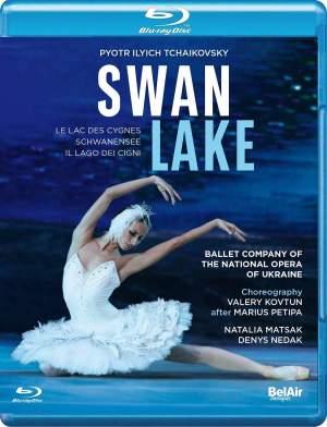 Tchaikovsky: Swan Lake Product Image
