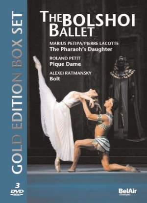 The Bolshoi Ballet Gold Edition Box Set