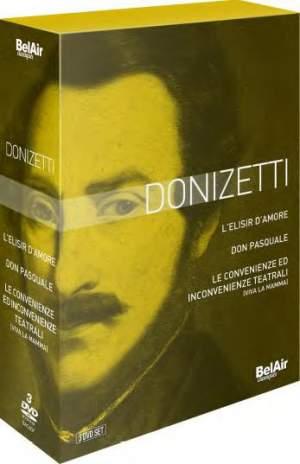 Donizetti: L'elisir d'amore, Don Pasquale, Viva La Mamma