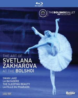 The Art of Svetlana Zakharova at The Bolshoi