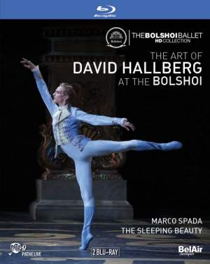 The Art of David Hallberg At The Bolshoi