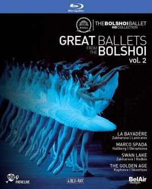 Great Ballets from The Bolshoi Volume 2 Product Image