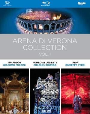 Arena di Verona Box Vol. 1
