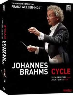 Johannes Brahms Cycle