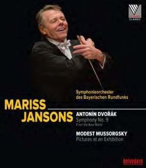 Mariss Jansons conducts Dvorak & Mussorgsky