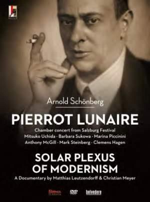 Schoenberg: Pierrot lunaire, Op. 21