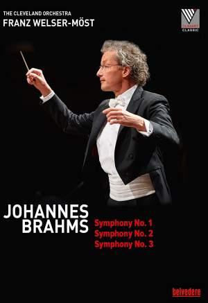 Brahms: Symphonies Nos. 1-3