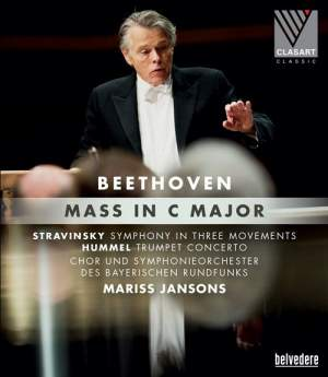 Beethoven: Mass in C Major Product Image
