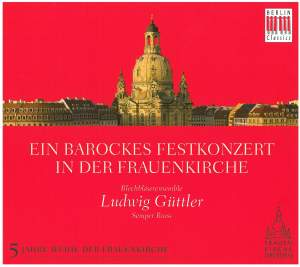 A Baroque Festive Concert in the Frauenkirche