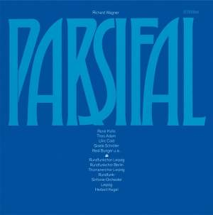 Wagner: Parsifal - Vinyl Edition