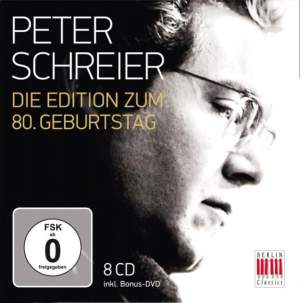 Peter Schreier - The 80th Birthday Edition Product Image
