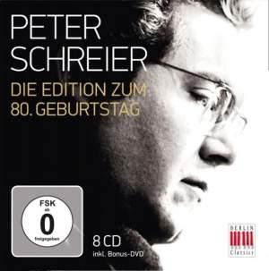 Peter Schreier - The 80th Birthday Edition