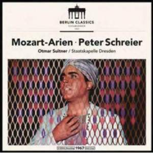Mozart Arias - Vinyl Edition