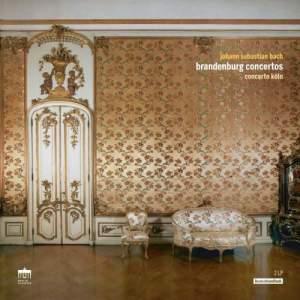 JS Bach: Brandenberg Concertos - Vinyl Edition Product Image